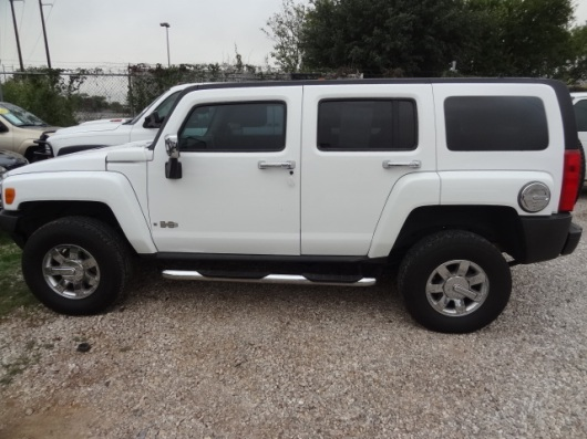 Used Hummer H3 Cars In Austin Texas, We Finance