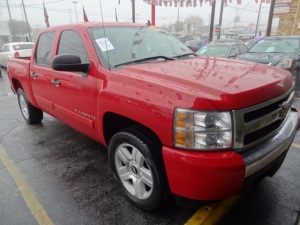 Used 2007 Chevrolet SILVERADO 4 DOOR CAB